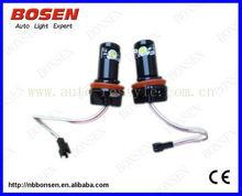 H8-V E87 E93 60 degree Split 6W Angel Eyes LED projector headlight