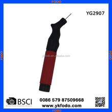 new design two-way hand air pump, beautiful inflator (YG2907)