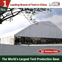 High Quality Aluminum Frame Arch Tent for High-end Event