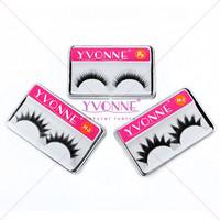 Factory price large stock wholesale fake eyelashes