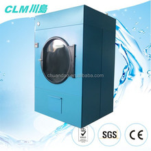 industrial tumble equipment for drying laundry