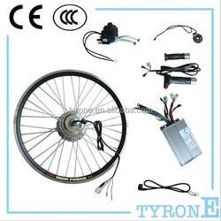 Easy Road Bike Kit 36V 450WPowerful hun motor electric bike kit