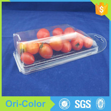 Factory Price Disposable Plastic Fruit & Vegetable Packaging