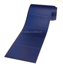 2015 Low Light good Performance 72W thin film flexible roofing solar panel