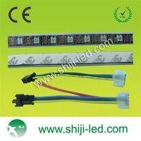 ws2812b full color rgb pixel LED strip lighting smd5050 led chip 5v