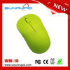 Promotional Magic 2.4g wireless mouse colorful mini computer mouse with mini receiver