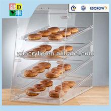 Acryliccupcake display / acrílico tiers panadería vitrinas