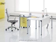 MFC office desk office corner workstation L shape desk made in china