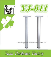 Adjustable table legs wrought iron YJ-011