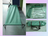 Single camping folding bed,camping bed