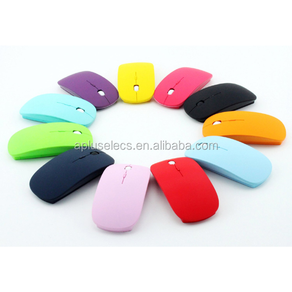 2014 New Optical 2.4GHz Wireless Mouse 2.4G Cordless Mice + Receiver