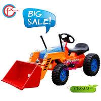 ride on toy pedal truck for kids amusement bike go kart car 313