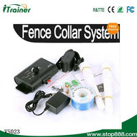 Hot sell Smart Dog In-ground Pet Fencing Device, perimeter wifi wireless dog fences