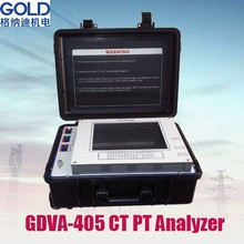 GDVA-403 multifuction current transformer / CT test set