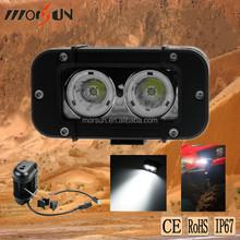 car led spot light 12v 20w led wor bar, roof led top light bar
