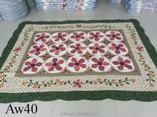 Anti-Slip Cotton Patchwork Carpets