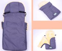 popular and high quality sheepskin baby sleeping bag