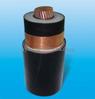 price high voltage power cable XLPO insulated electric wire and cable