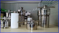 Teflon lined Hydrothermal synthesis reactor 200ml