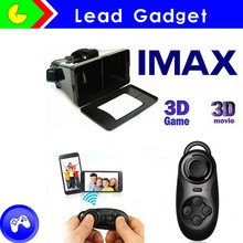 Brand New HD virtual reality 3D mobile phone 3d vr glasses for 3d movies and 3d games