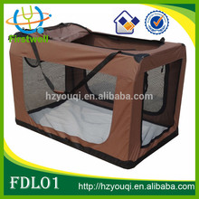 Oxford Cloth & Mesh Fabric Pet Transport Boxes for Dogs Top Sales