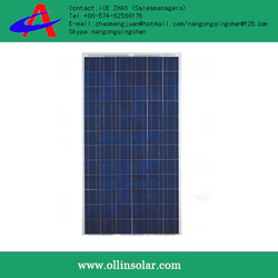 High efficiency 250w, solar panel 250w