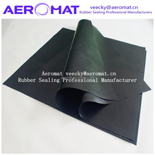Rubber tile in Silicon for cushion.