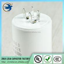 Single-phase AC motor capacitor 450v 5uf for washing machine