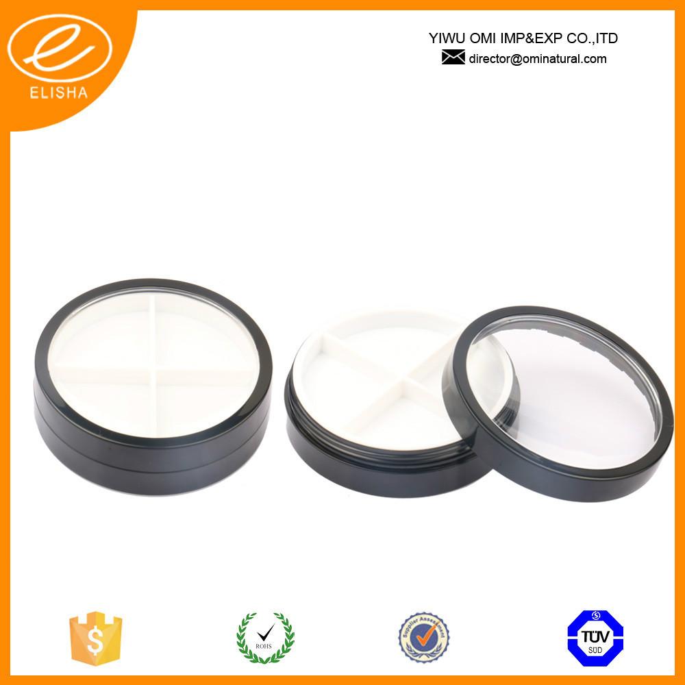 2015 CPC-057b популярные компактная пудра чехол косметической упаковки