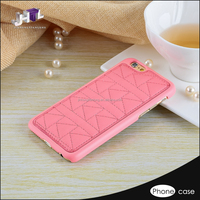 protable pu flip case for iphone 6