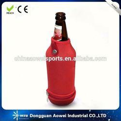 blue bottle holder