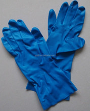 Hand Protection Rubber Nitrile Gloves