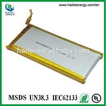Wholesale 3.7V li-polymer 4000mah battery