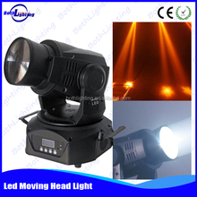 LED Stage Lighting LED Moving Head 7 Rotation Gobo 75w Beam