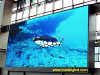 P8 outdoor full color LED screen,electronic aluminum die cast outdoor P8 rental display