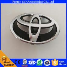 ABS Chrome Auto Logo Car Sticker Badge Emblem