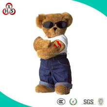 Fabric Customed Soft With EN71 CE Certification Bean Stuffed Toy