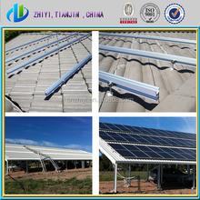 2015 new indurstial solar panel mounting brackets with solar mounting for solar mounting structure
