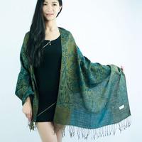 Brand New Type 2015 Autumn Winter Fashion Desigual Pashmina Scarf Women Vintage Jacquard 180*70cm Tassel Women Scarf Wrap Shawl