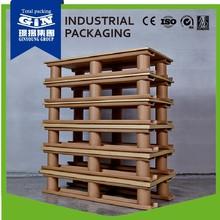 Waterproof customized corrugated cardboard pallet