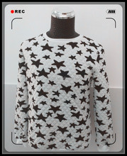 2013 Men hoodies clothing supreme style sweatshirt cardigan sweatshirt thin outerwear