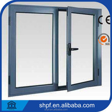 Factory direct high quality double glazed aluminum window and door