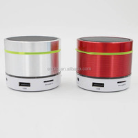 Legoo mini wireless portable bluetooth speaker S06 with LED light with CE, ROHS, FCC certification