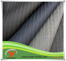 Worsted wool suittings fabrics