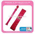 flauta de plástico de juguete para los niños