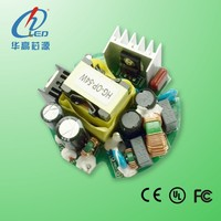 Isolated 50w Open Frame Constant Current Led Driver for Corn Lamp