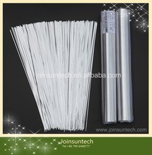 Top quality 0.27X1.5 X 266 mm solar coated tin copper wire for solar cell soldering made in china