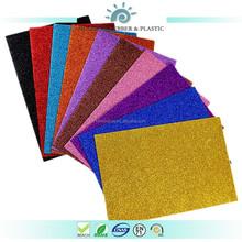 Горизонт дизайн блеск EVA пены листы 3 мм, odorlessness блеск EVA пены листы