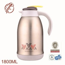 OGNIORA 2015 China new product of leaf tea infuser coffee warmer pot