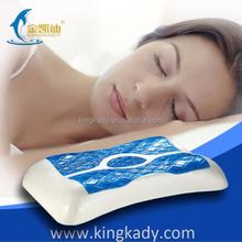 2015 Memory Foam Comfort Cool Gel Pillow for Summer